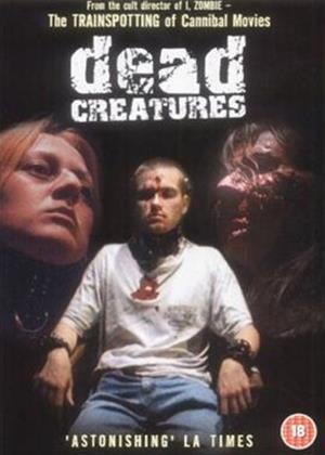 Rent Dead Creatures Online DVD Rental