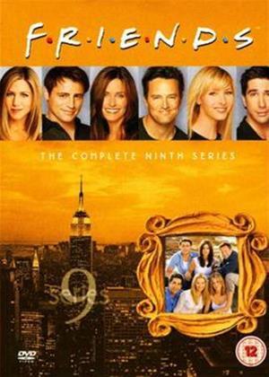 Rent Friends: Series 9 Online DVD Rental