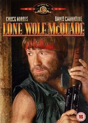 Rent Lone Wolf McQuade Online DVD Rental