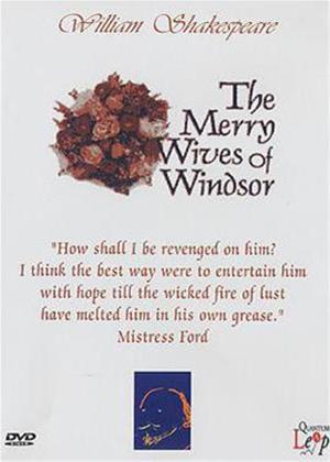 Rent The Merry Wives of Windsor Online DVD Rental