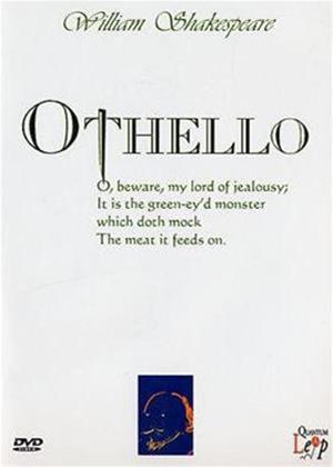 Rent Othello: William Marshall Online DVD Rental
