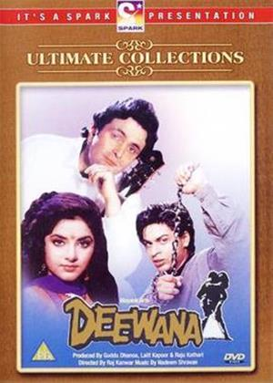 Rent Deewana Online DVD Rental