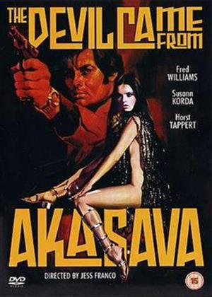 Rent The Devil Came from Akasava Online DVD & Blu-ray Rental
