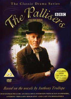 Rent The Pallisers: Vol.3 Online DVD Rental