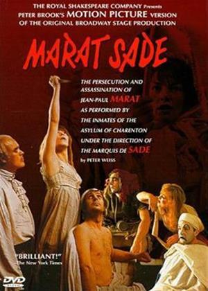 Rent Marat Sade Online DVD Rental