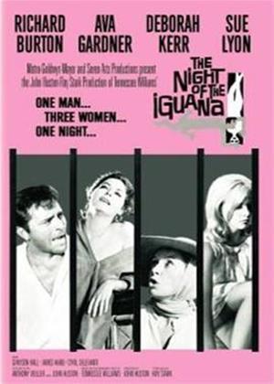Rent The Night of the Iguana Online DVD Rental