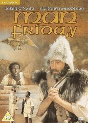 Rent Man Friday Online DVD Rental