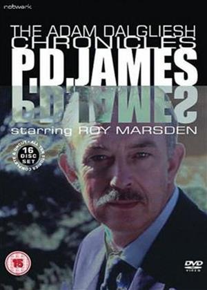 Rent PD James' Adam Dagliesh Chronicles Online DVD Rental