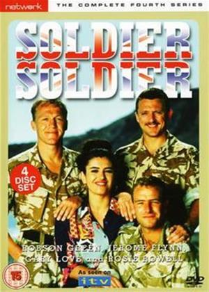 Rent Soldier Soldier: Series 4 Online DVD Rental