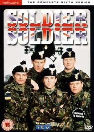 Rent Soldier Soldier: Series 6 Online DVD Rental