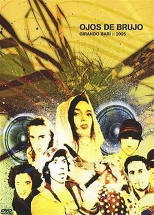 Rent Ojos De Brujo: Touring Bari Online DVD Rental