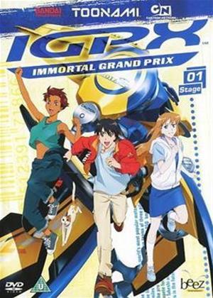 Rent IGPX: Vol.1 Online DVD Rental