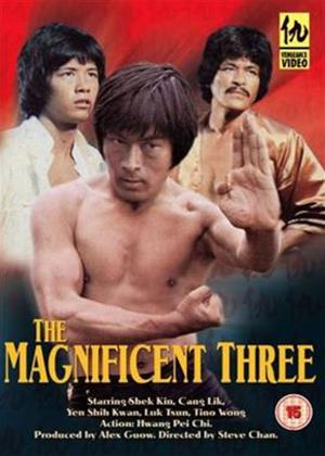 Rent The Magnificent Three Online DVD Rental