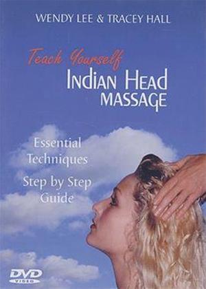 Rent Teach Yourself Indian Head Massage Online DVD Rental