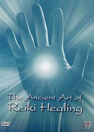 Rent The Ancient Art of Reiki Healing Online DVD Rental