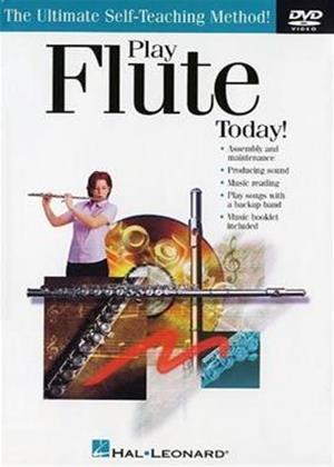 Rent Play Flute Today Online DVD Rental