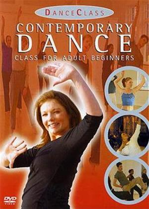 Rent Contemporary Dance for Adult Beginners Online DVD Rental