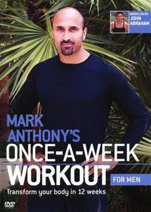 Rent Mark Anthony's Once-A-Week Workout: Female Online DVD Rental