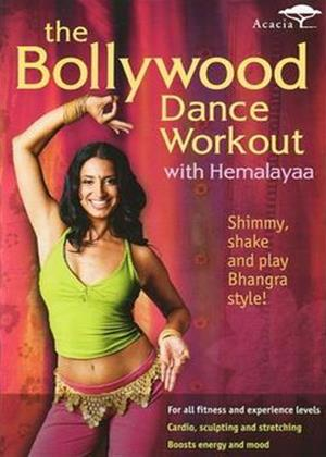 Rent The Bollywood Dance Workout Online DVD Rental