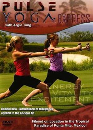Rent Pulse Yoga Express Online DVD Rental