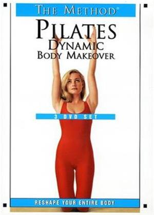 Rent The Method: Pilates: Dynamic Body Makeover Online DVD Rental