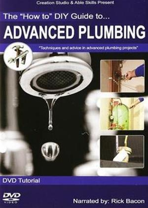 Rent The How to DIY Guide to Advanced Plumbing Online DVD Rental