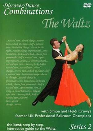 Rent Discover Dance Combinations: The Waltz - Series 2 Online DVD Rental
