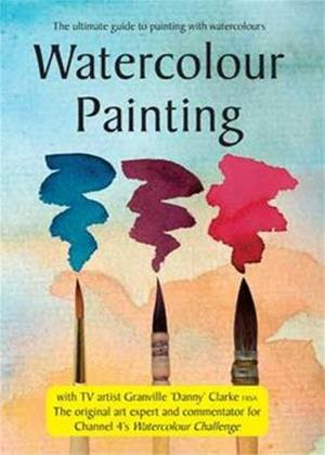Rent Watercolour Painting for Beginners Online DVD Rental