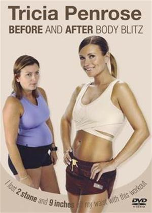 Rent Tricia Penrose: Before and After Workout Online DVD Rental