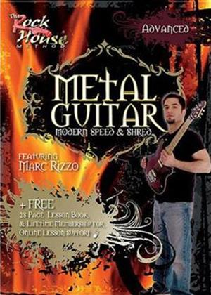 Rent The Rock House Method: Learn Rock Guitar Advanced Online DVD Rental