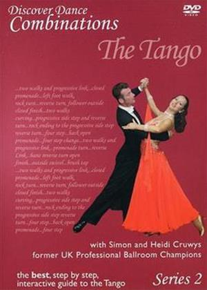Rent Discover Dance Combinations: The Tango - Series 2 Online DVD Rental