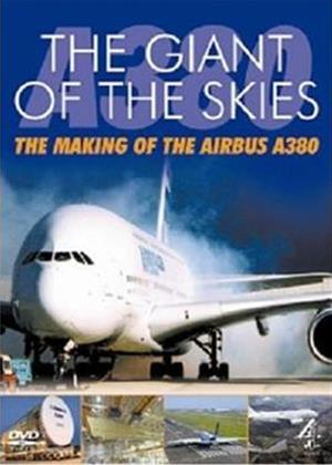 Rent The Giants of the Skies: The Making of the Airbus A380 Online DVD Rental
