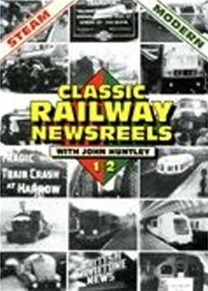 Rent Classic Railway Newsreels 1 and 2 Online DVD Rental
