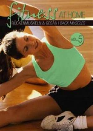 Rent Fitness at Home: Vol.5 Online DVD Rental