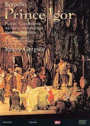 Rent Borodin: Prince Igor Online DVD Rental