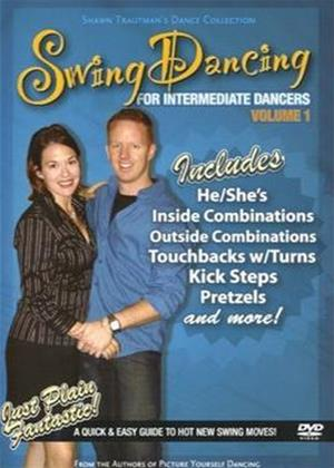 Rent Swing Dance for Intermediates: Vol.1 Online DVD Rental