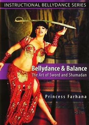 Rent Bellydance and Balance: The Art of Sword and Shamadan Online DVD Rental