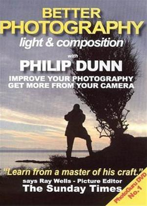 Rent Better Photography with Philip Dunn Online DVD Rental
