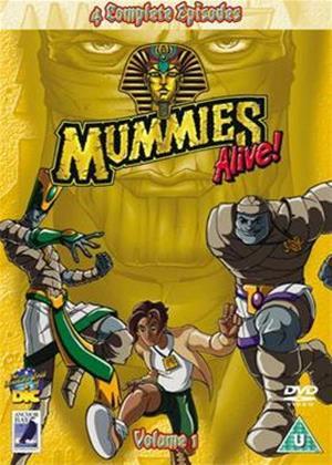 Rent Mummies Alive: Vol.1 Online DVD & Blu-ray Rental