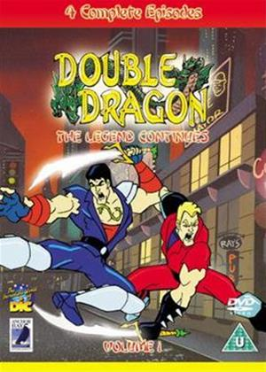 Rent Double Dragon: The Legend Continues Online DVD Rental