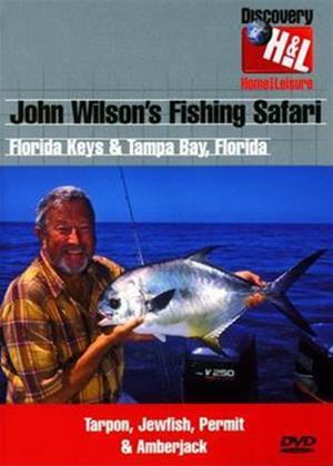 Rent John Wilson's Fishing Safari: Vol.1 Online DVD Rental