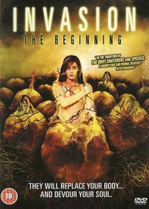 Rent Invasion: The Beginning Online DVD Rental