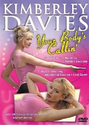 Rent Kimberley Davies: Your Body's Callin' Online DVD Rental