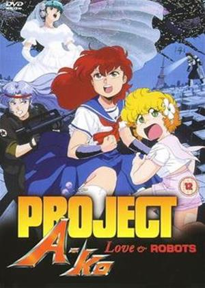 Rent Project A-Ko: Episodes 2 to 4: Love and Robots Online DVD Rental