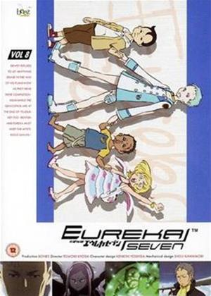 Rent Eureka Seven 8 Online DVD Rental