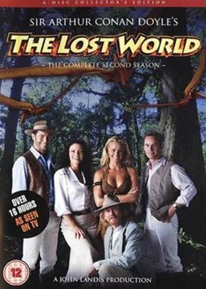 Rent The Lost World: Series 2 Online DVD Rental
