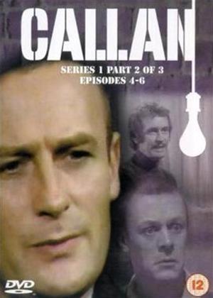 Rent Callan: Series 1: Part 2. Online DVD Rental