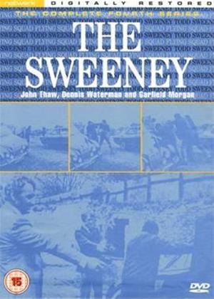 Rent The Sweeney: Series 4 Online DVD Rental