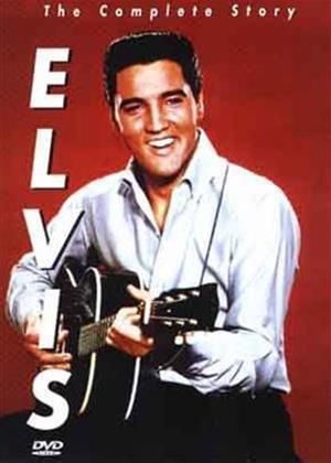 Rent Elvis: The Complete Story Online DVD Rental