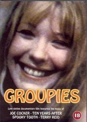 Rent Groupies Online DVD Rental